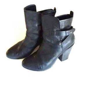 RAG AND BONE Kinsey Booties Size 38